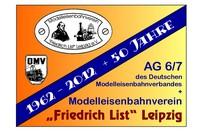 50 Jahre Modelleisenbahnverein Friedrich List e.V.